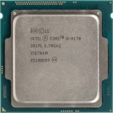 Процессор Intel Core i3-4170 Soc-1150 (CM8064601483645S R1PL) (3.7GHz/5000MHz/Intel HD Graphics 4400) OEM