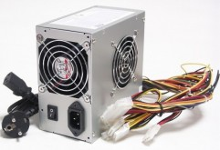Блок питания LinkWorld ATX 500W LW2-500W case version 24pin SATA 8cm Fan I/O switch power cord