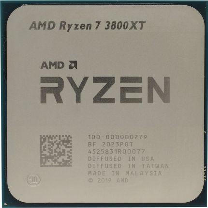Процессор AMD Ryzen 7 3800XT 3.9GHz sAM4 OEM