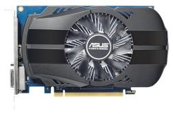 Видеокарта Asus PH-GT1030-O2G, NVIDIA GeForce GT 1030, 2Gb GDDR5