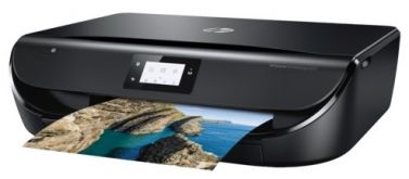 МФУ струйный HP DeskJet Ink Advantage 5075 AiO (M2U86C) A4 Duplex WiFi USB черный