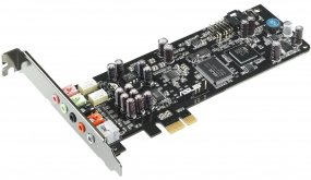 Звуковая карта Asus PCI-E Xonar DSX (C-Media CMI8788) 7.1 (5.1 digital S/PDIF out DTS Connect) RTL