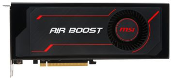 Видеокарта MSI RX Vega 64 Air Boost 8G OC, AMD Radeon RX Vega 64, 8Gb HBM2
