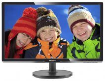"Монитор Philips 216V6LSB2 (10/62) 20.7"" черный"