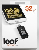Флешка LEEF Bridge 3.0 32GB Rus Retail pkg