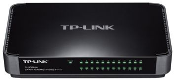 Коммутатор TP-Link Desktop Switch TL-SF1024M