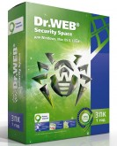 ПО DR.Web Security Space Pro 3 ПК/1 год (AHW-B-12M-3-A2)