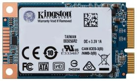 Накопитель SSD Kingston SUV500MS/240G 240GB SSDNow UV500 mSATA