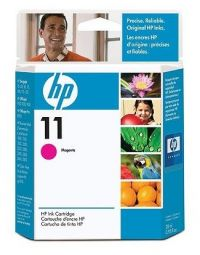 Картридж HP 11 Magenta для Designjet 10ps/ 20ps/ 50ps/ 70/ 100/ 100 Plus/ 110/ 110nr Plus/ 111/ 120/ 120nr Color Inkjet CP1700 series