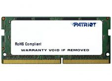 Модуль памяти Patriot 4Gb PC17000 DDR4 SODIMM PSD44G213341S