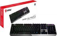 Клавиатура MSI VIGOR GK50 LOW PROFILE RU