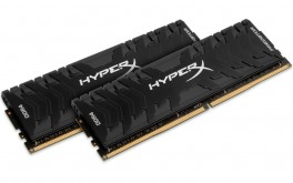 Модуль памяти Kingston 16GB 3000MHz DDR4 CL15 DIMM (Kit of 2) XMP HyperX Predator (HX430C15PB3K2/16)
