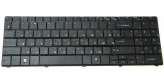 Клавиатура для ноутбука Packard Bell MT85 Series, Packard Bell EasyNote TN65 RU, Black