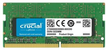 Модуль памяти Crucial 16GB PC21300 DDR4 SODIMM CT16G4SFD8266