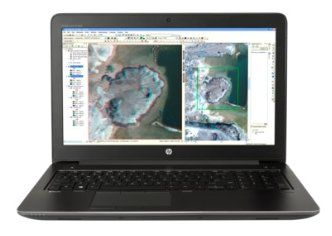 "Ноутбук HP ZBook 15 G3 15.6""(1920x1080)/ Intel Core i7 6820HQ(2.7Ghz)/ 8192Mb/ 256SSDGb/ noDVD/ nVidia Quadro 2000M(4096Mb)/ Cam/ BT/ WiFi/ 46WHr/ war 3y/ 2.59kg/ black metal/ W7Pro + W10Pro key"