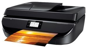 МФУ струйный HP DeskJet Ink Advantage 5275 AiO (M2U76C) A4 Duplex WiFi USB черный
