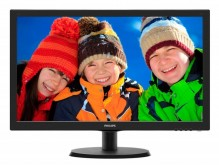 "Монитор Philips 21.5"" 223V5LSB2 (10/62) черный"