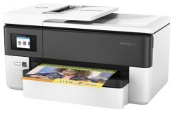 МФУ струйный HP Officejet Pro 7720 (Y0S18A) A3 Duplex Net WiFi USB RJ-45 черный