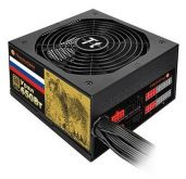 Блок питания Thermaltake ATX 650W URAL W0426 80+ gold (24+4+4pin) APFC 140mm fan 12xSATA Cab Manag RTL