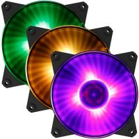 Вентилятор Cooler Master MasterFan Pro 120 Air Flow RGB 3 in 1 (MFY-F2DC-113PC-R1)