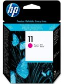 Печатающая головка HP 11 Magenta для Designjet 10ps/ 20ps/ 50ps/ 70/ 100/ 100 Plus/ 110/ 110nr Plus/ 111/ 120/ 120nr/ 500/ 500ps/ 510/ 800/ 800ps/ copier cc800ps/ 815mfp Color Inkjet CP1700 series