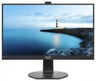 "Монитор Philips 27"" 272B7QPTKEB (00/01) черный IPS LED 16:9 HDMI M/M Cam матовая HAS Pivot 350cd 2560x1440 D-Sub DisplayPort QHD USB 7.86кг"