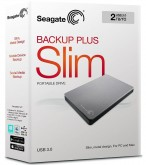 "Жесткий диск Seagate Original USB 3.0 2Tb STDR2000201 BackUp Plus Portable Drive 2.5"" серый"