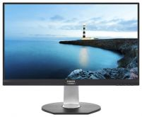 "Монитор Philips 27"" 272B7QPJEB (00/01) черный IPS LED 16:9 HDMI M/M матовая HAS Pivot 350cd 2560x1440 D-Sub DisplayPort QHD USB 7.86кг"
