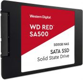 Накопитель SSD WD 500Gb WDS500G1R0A Red SA500
