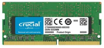 Модуль памяти Crucial CT2G4SFS624A SODIMM 2GB DDR4 2400MHz (PC4-19200) CL17
