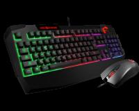 Клавиатура + мышь MSI Vigor GK40 Combo