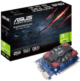 Видеокарта Asus GT730-2GD3-V2, NVIDIA GeForce GT 730, 2Gb GDDR3