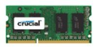 Модуль памяти Crucial CT51264BF160BJ SODIMM 4GB DDR3 1600MHz (PC3-12800) CL11 204pin
