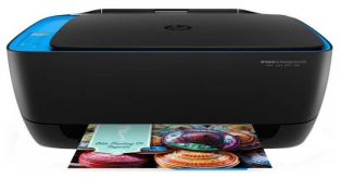 МФУ струйный HP DeskJet Ink Advantage 4729 Ultra (F5S66A) A4 USB черный