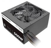 Блок питания Thermaltake ATX 500W TR2 S 80+ (24+4+4pin) APFC 120mm fan 5xSATA RTL