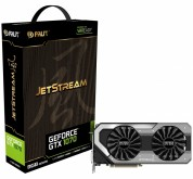 Видеокарта Palit PA-GTX1070 JETSTREAM 8G, NVIDIA GeForce GTX 1070, 8Gb GDDR5