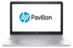 "Ноутбук HP Pavilion 15-cd005ur A9 9420/ 6Gb/ 1Tb/ DVD-RW/ AMD Radeon 530 2Gb/ 15.6""/ FHD (1920x1080)/ Windows 10/ silver/ WiFi/ BT/ Cam"