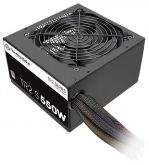 Блок питания Thermaltake ATX 550W TR2 S 80+ (24+4+4pin) APFC 120mm fan 5xSATA RTL