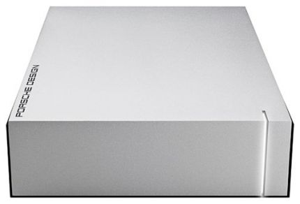 "Жесткий диск LaCie STEW4000400 4TB Porsche Design Desktop Drive 3.5"" USB 3.0 light-grey"