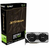 Видеокарта Palit PA-GTX1060 JETSTREAM 6G, NVIDIA GeForce GTX 1060, 6Gb GDDR5