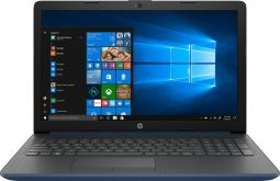 "Ноутбук HP 15-db0192ur A4 9125/ 4Gb/ 500Gb/ AMD Radeon R3/ 15.6""/ UWVA/ FHD (1920x1080)/ Windows 10/ blue/ WiFi/ BT/ Cam"