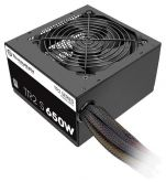 Блок питания Thermaltake ATX 650W TR2 S 80+ (24+4+4pin) APFC 120mm fan 5xSATA RTL