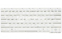 Клавиатура для Sony VPC-CA Series RU, White