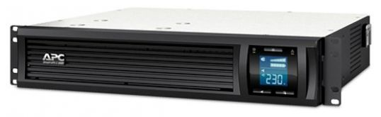 ИБП APC Smart-UPS C SMC2000I-2U 2000VA черный 1300 Watts, Входной 230V /Выход 230V, Interface Port USB, 2U