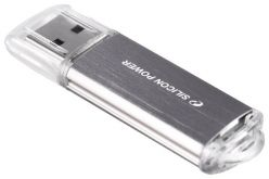 Флешка Silicon Power 16Gb Ultima II-I Series SP016GBUF2M01V1S USB2.0 серебристый