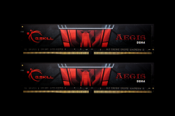 Модуль памяти DDR4 G.SKILL AEGIS 16GB (2x8GB kit) 3000MHz CL16 PC4-24000 1.35V (F4-3000C16D-16GISB)