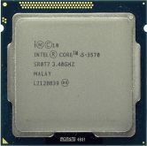 Процессор Intel Core i5-3570 3.4GHz s1155 OEM