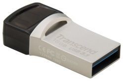Флешка Transcend 16GB JetFlash 890 USB 3.1 OTG