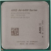 Процессор AMD A6 X2 6400K Socket-FM2 (AD640KOKA23HL) (3.9/5000/1Mb/Radeon HD 8470D) Black Edition OEM