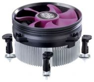Кулер для процессора S1150/1155/1156 RR-X117-18FP-R1 COOLER MASTER CPU fan COOLER MASTER X Dream i117 (RR-X117-18FP-R1) Socket 1150/1155/1156/775 3pin TDP 95W